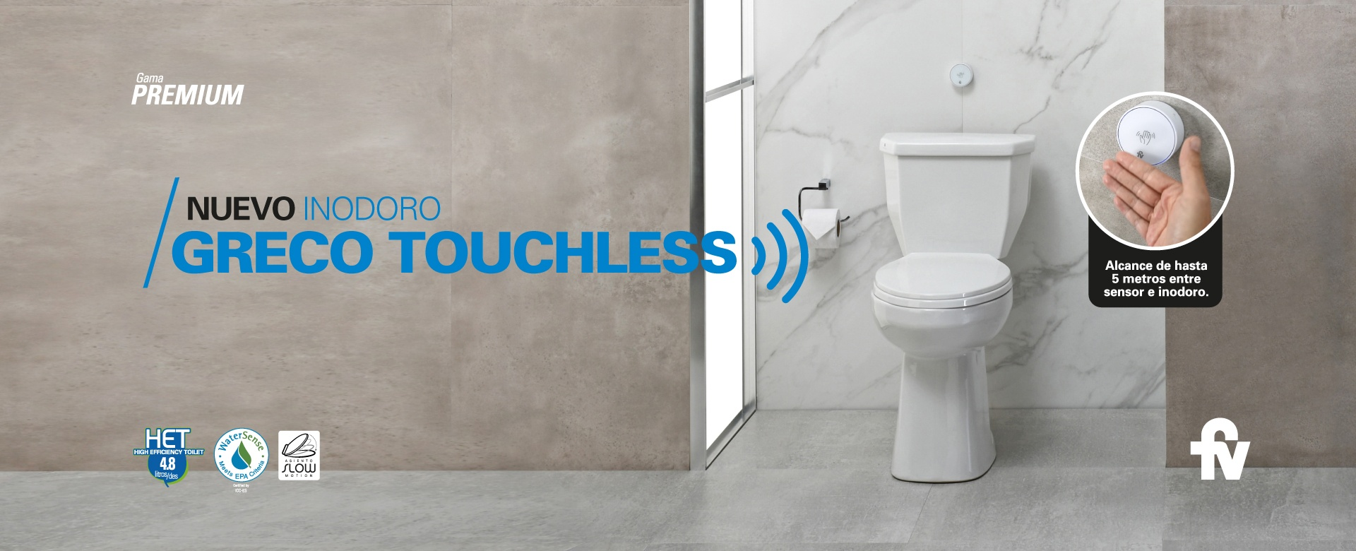 GRECO-TOUCHLESS